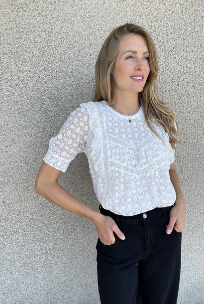 LEDA blouse