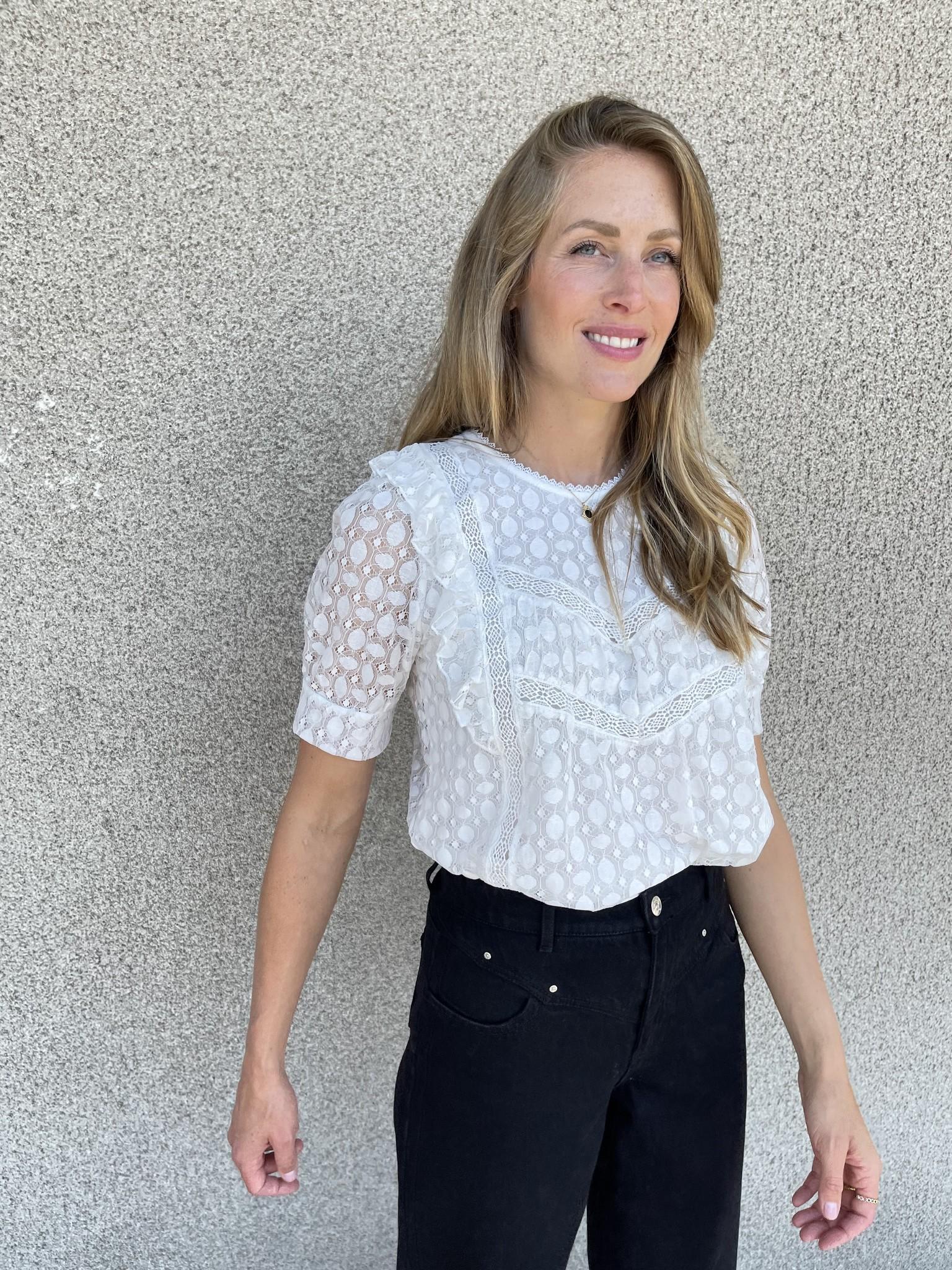 LEDA blouse-2