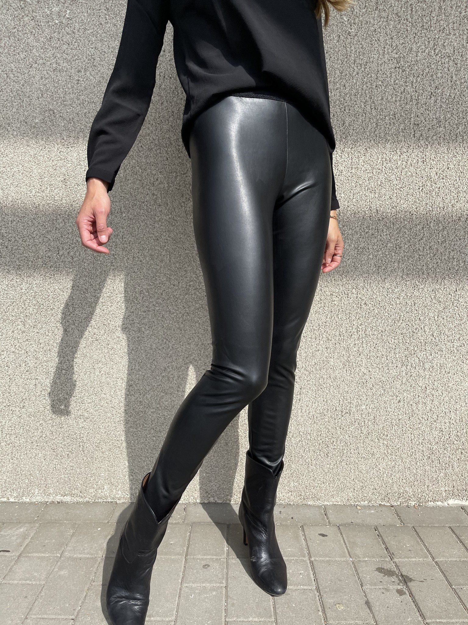 STAR legging-2