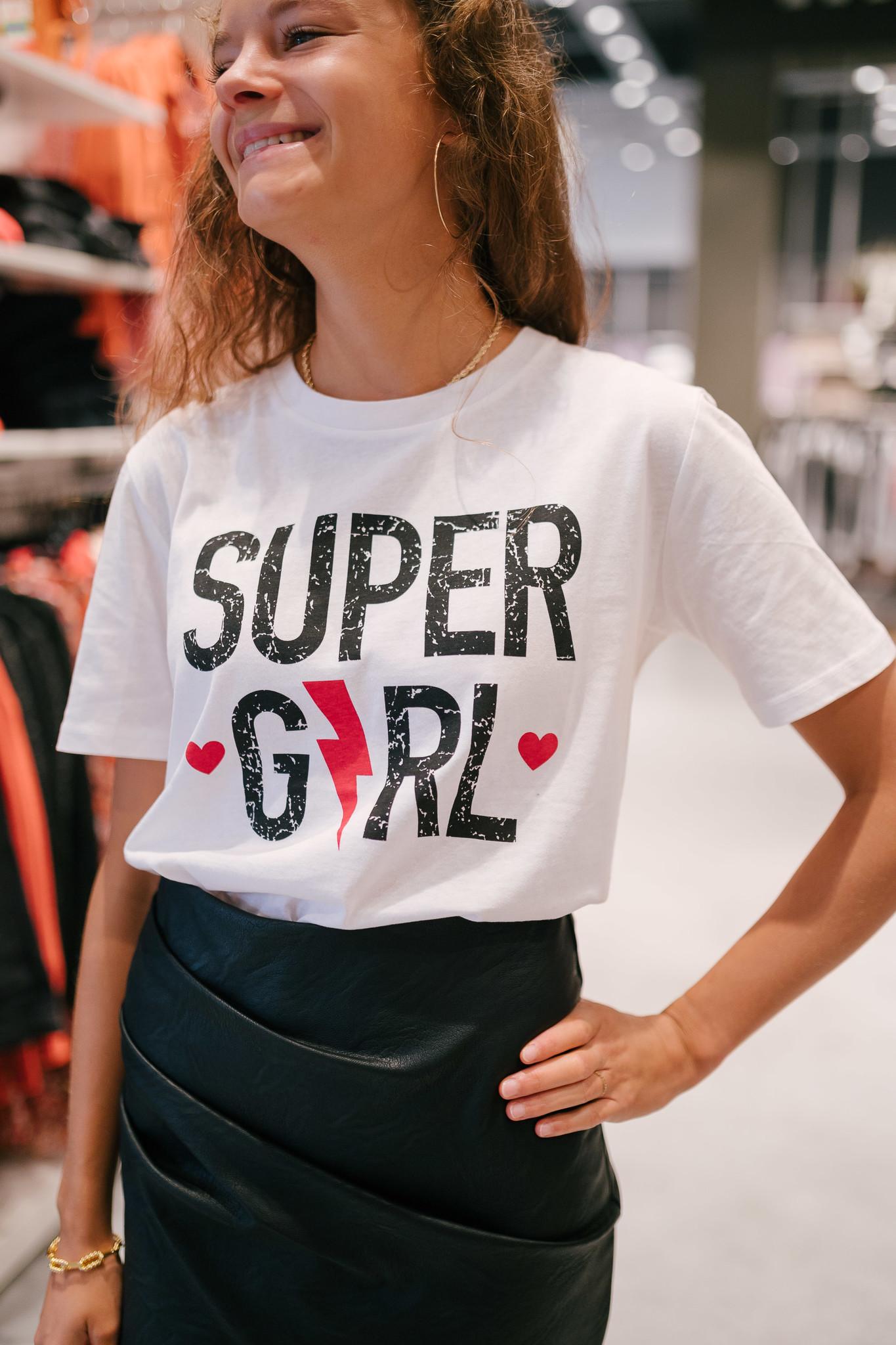 SUPER GIRL t-shirt-1