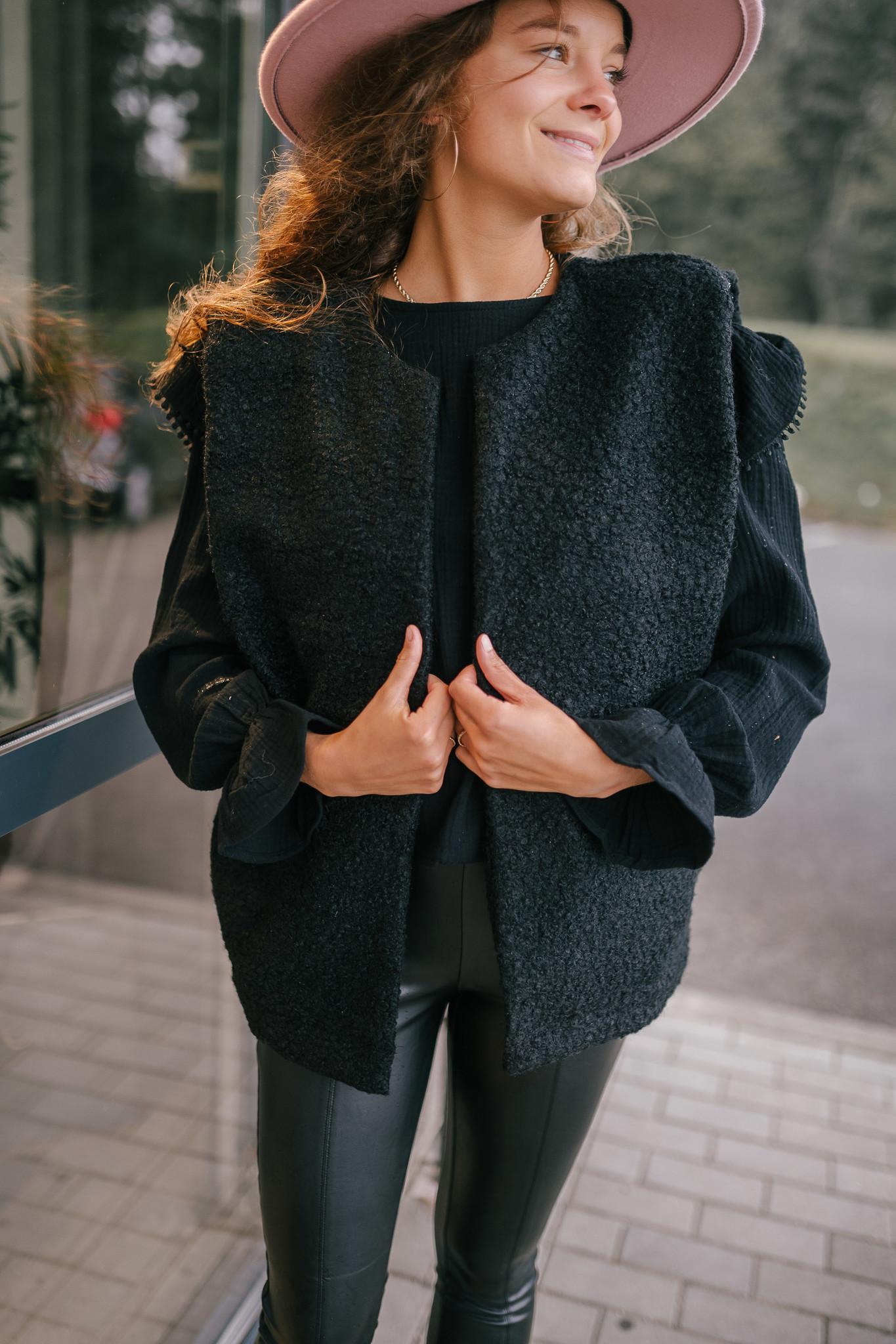 MAHA veste sans manche-1