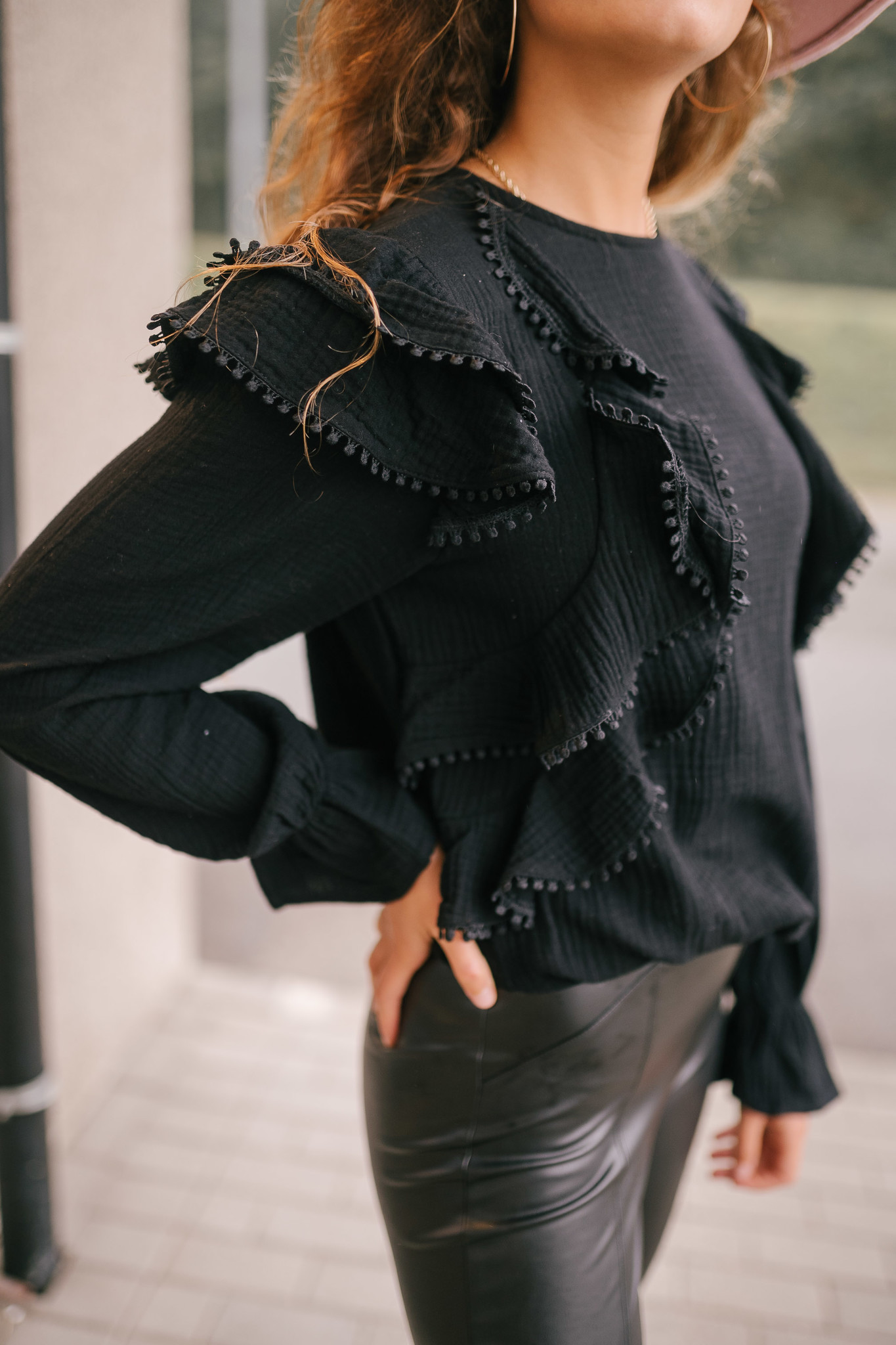 MIRELLA blouse-3
