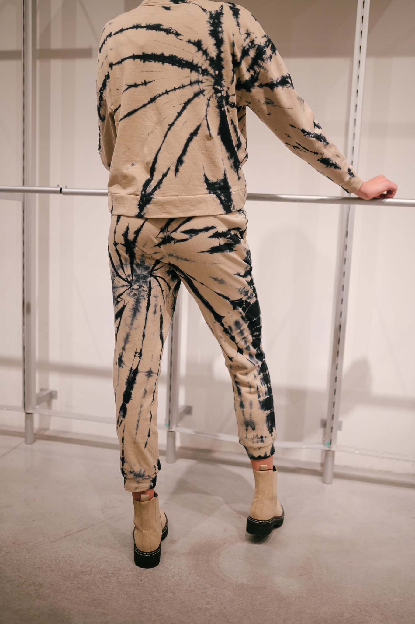 ANINA pantalon jogging-3
