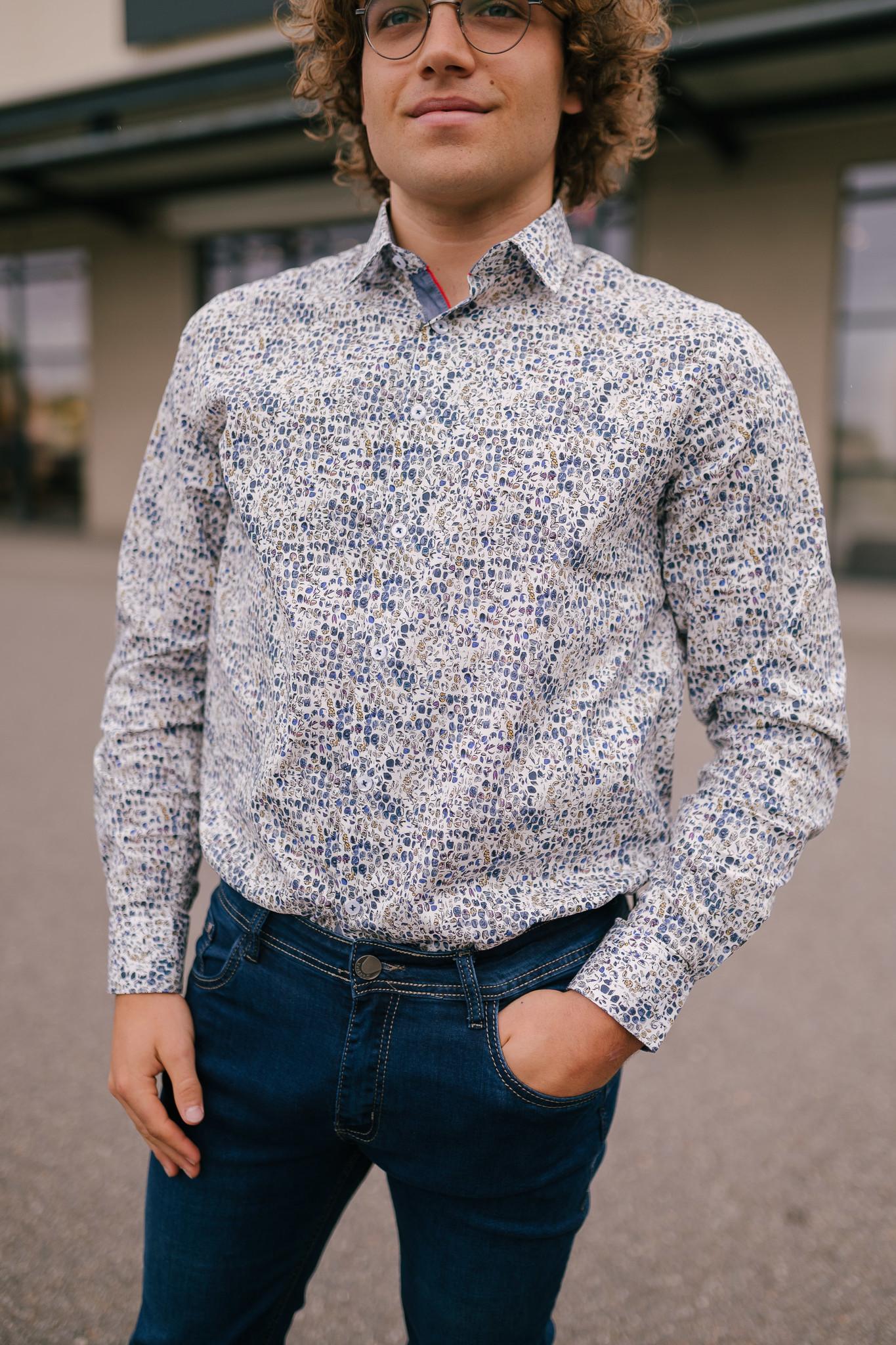 JEAN-PIERRE chemise-1