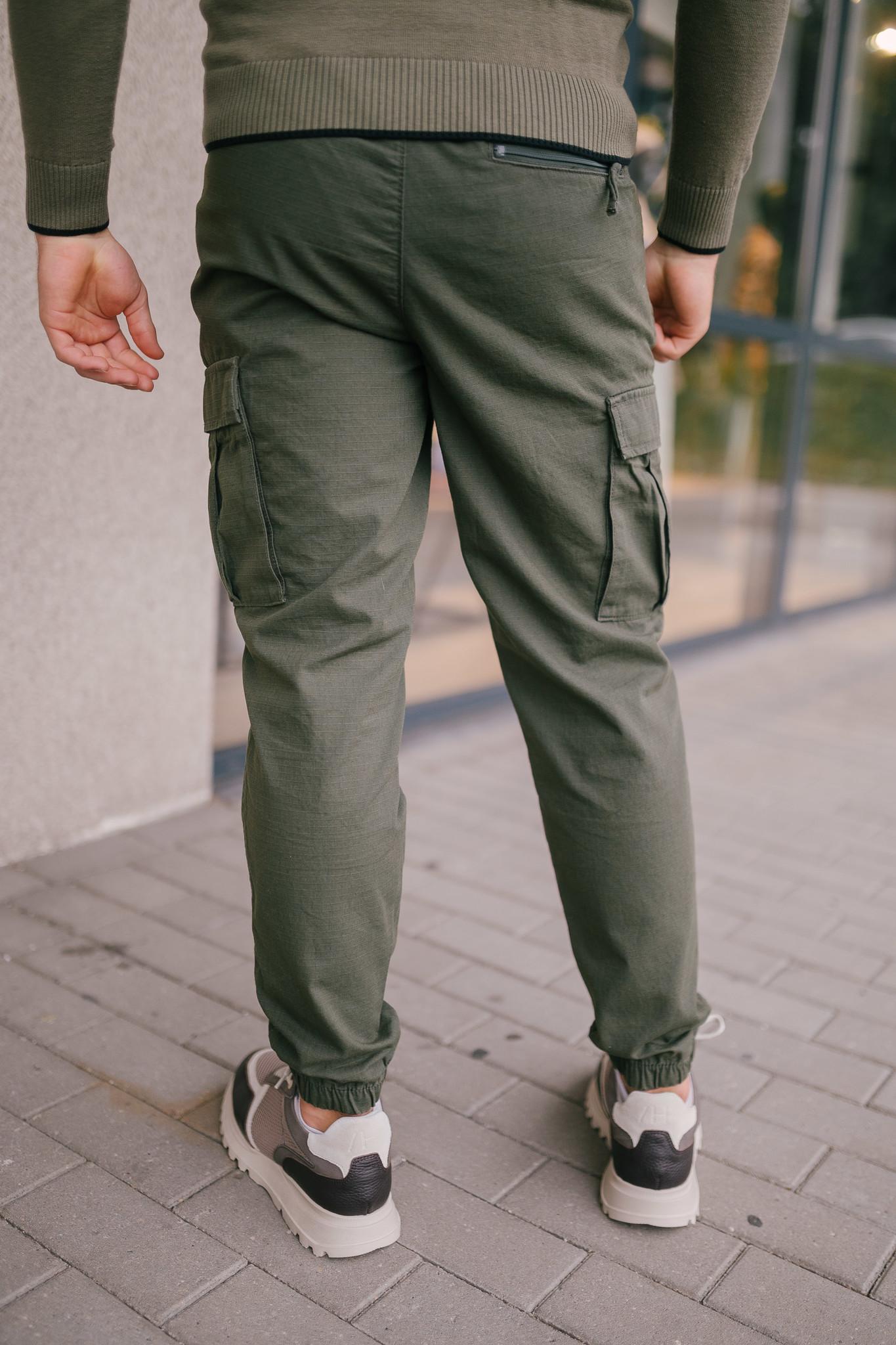 NIKO pantalon en coton biologique-2