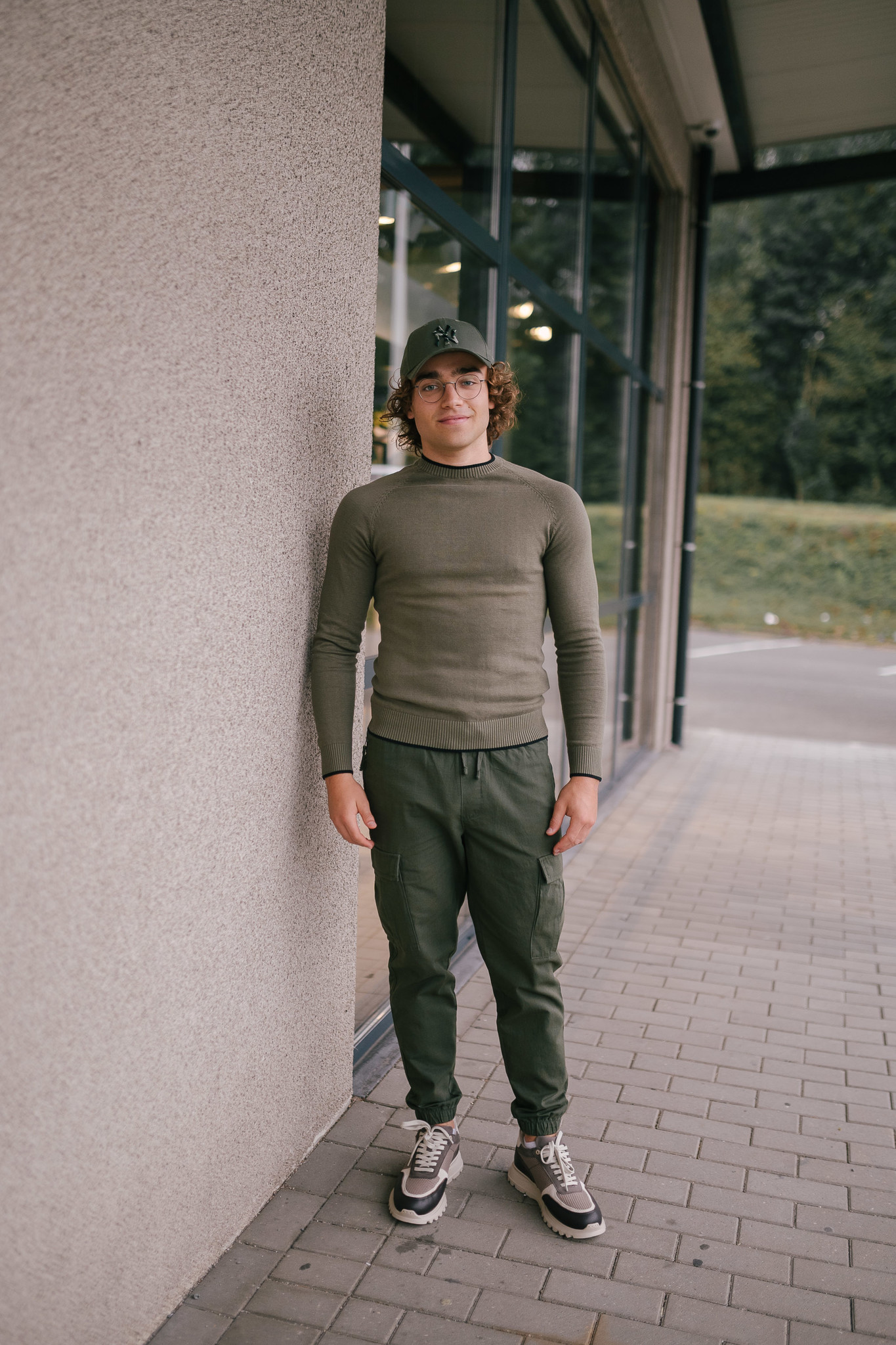 NIKO pantalon en coton biologique-3