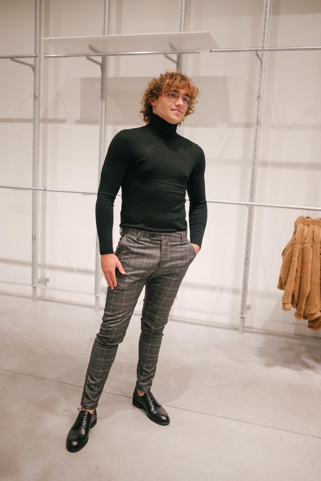 PARKER pantalon-4