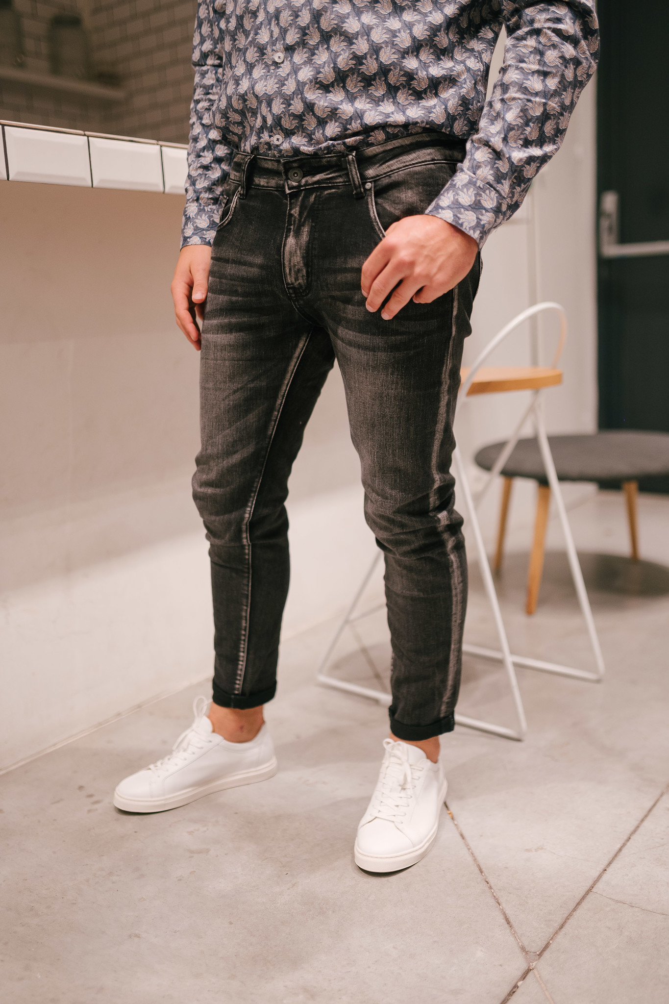BURTON jeans-1