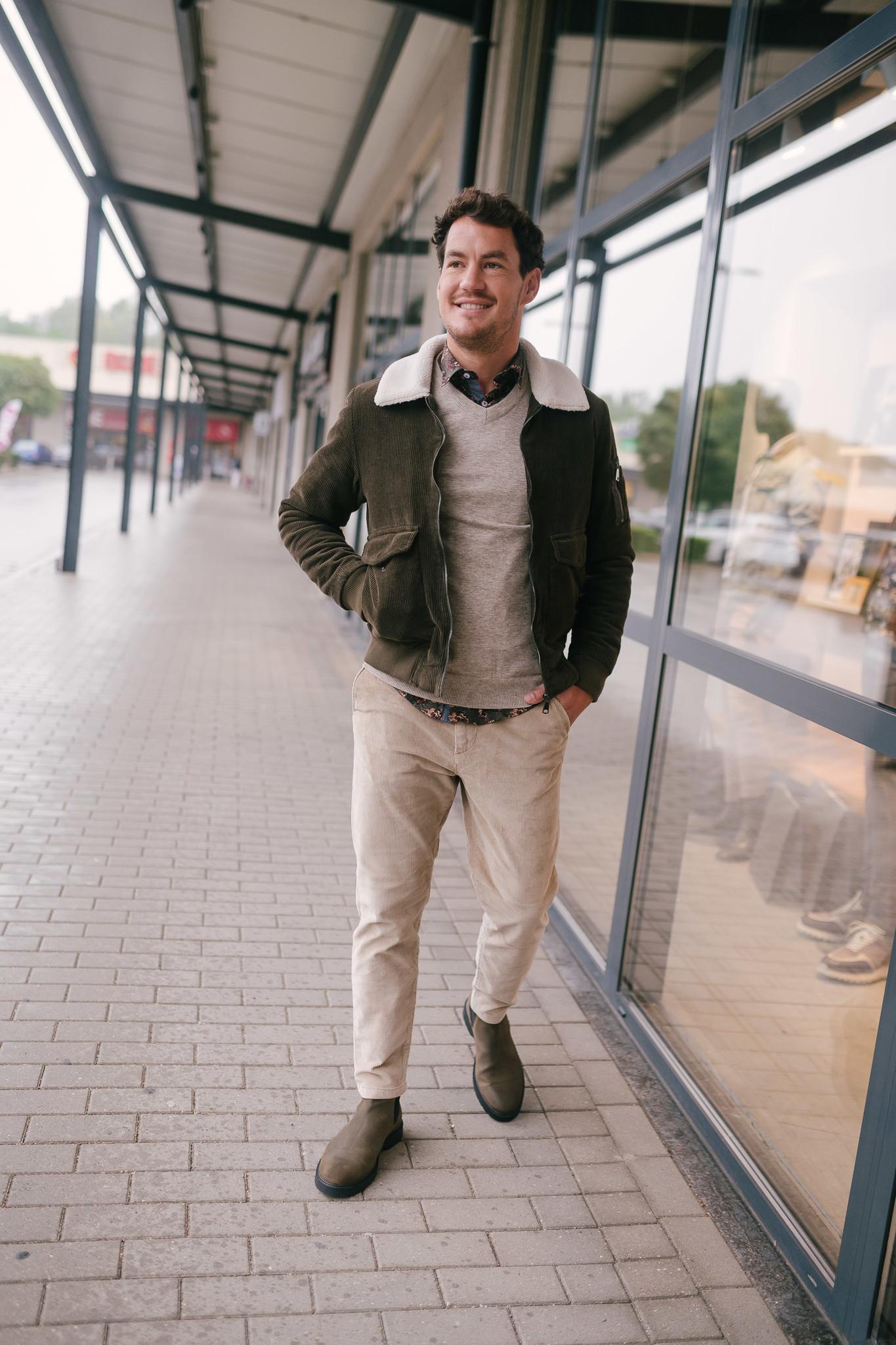 HUBERT pantalon-3