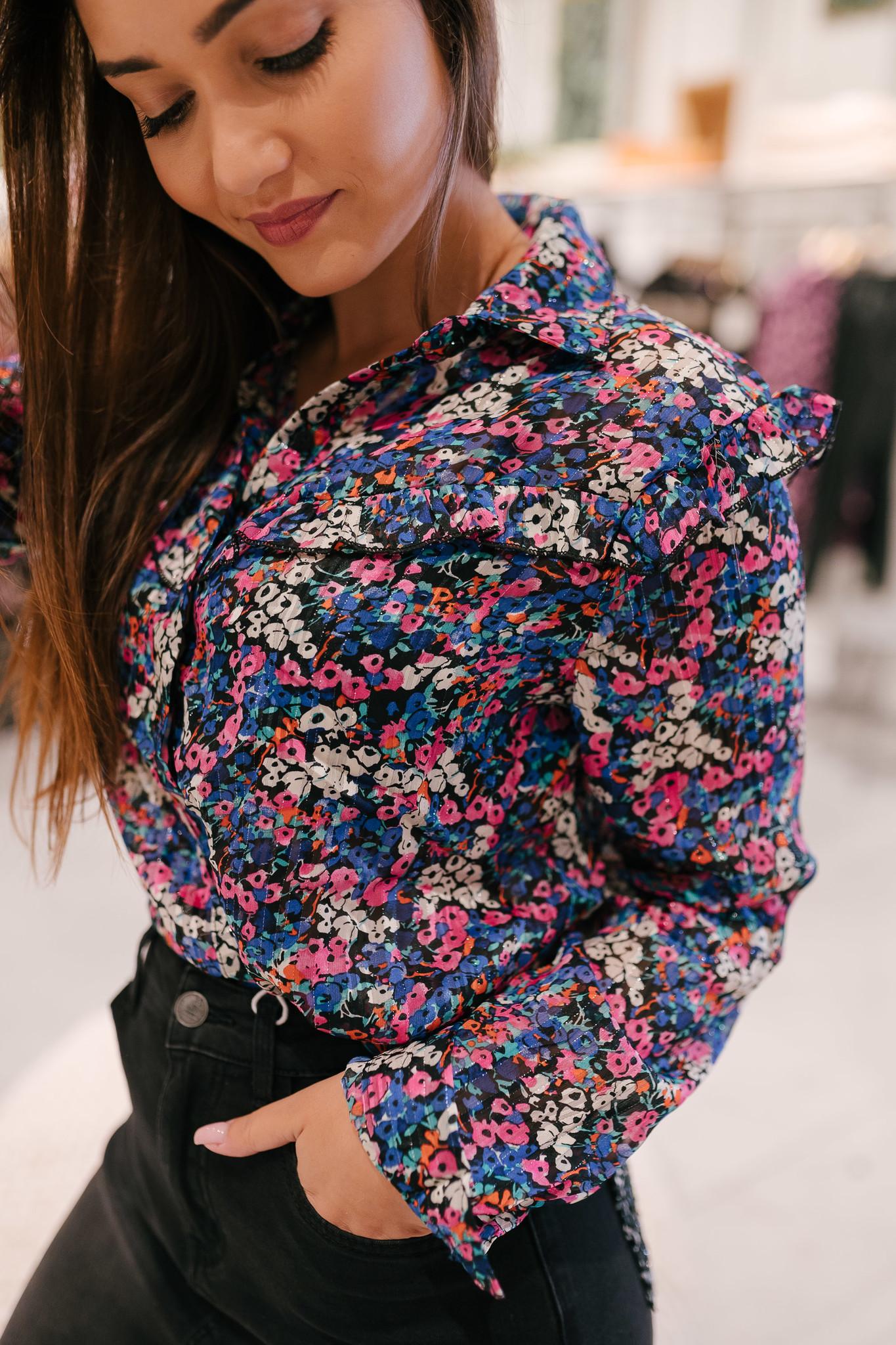 GERALDINE chemise-1