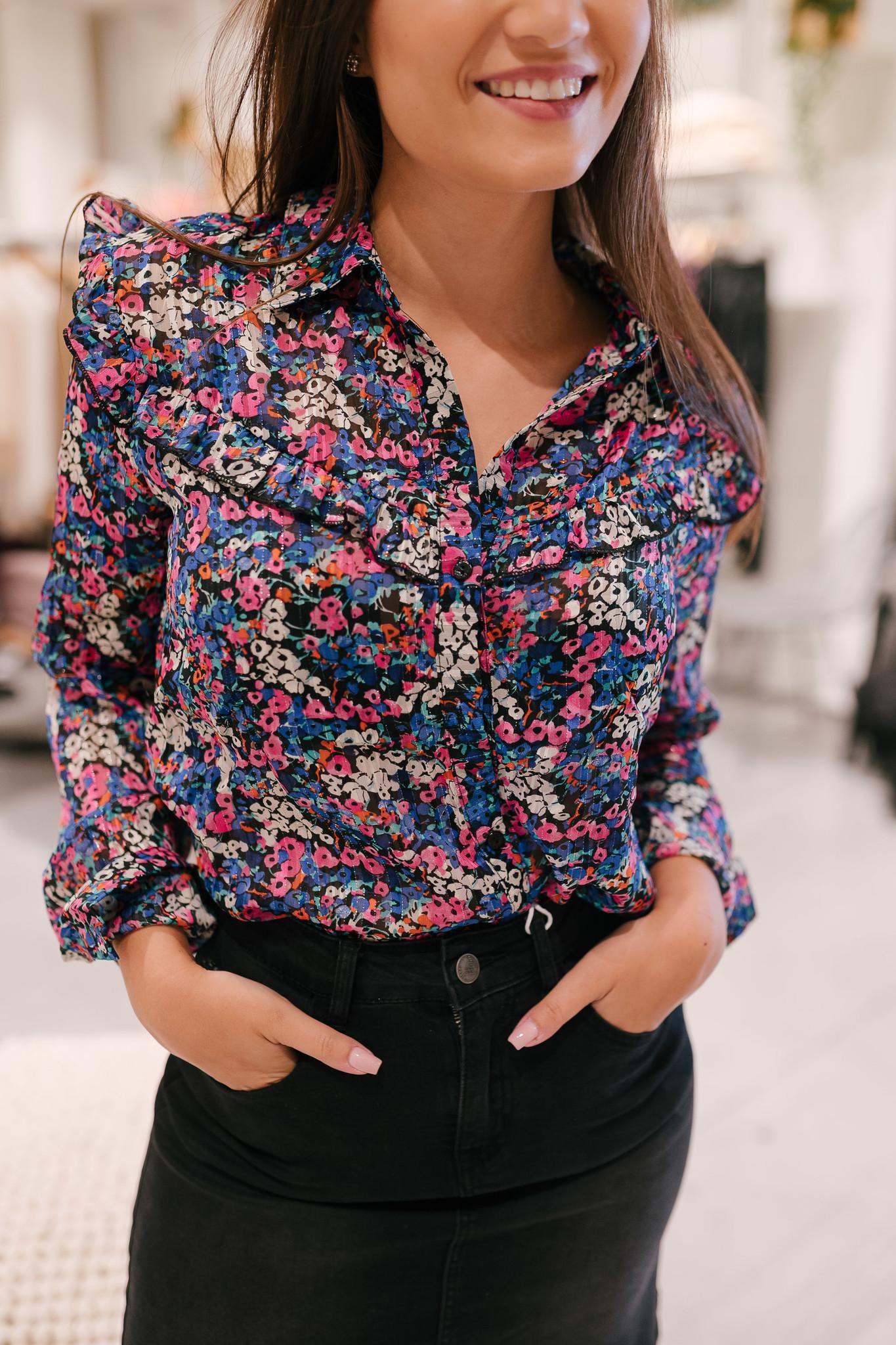 GERALDINE chemise-2