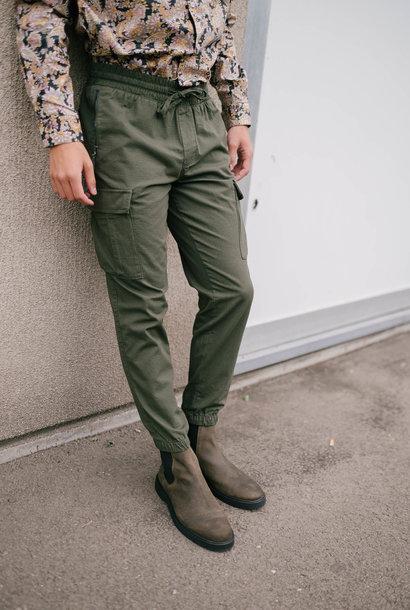NIKO pantalon en coton biologique
