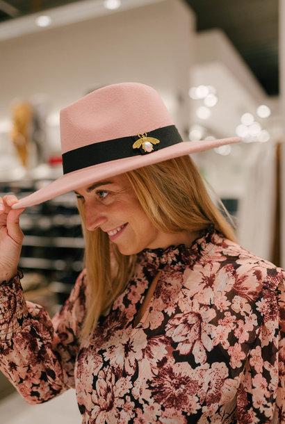 NALA chapeau rose
