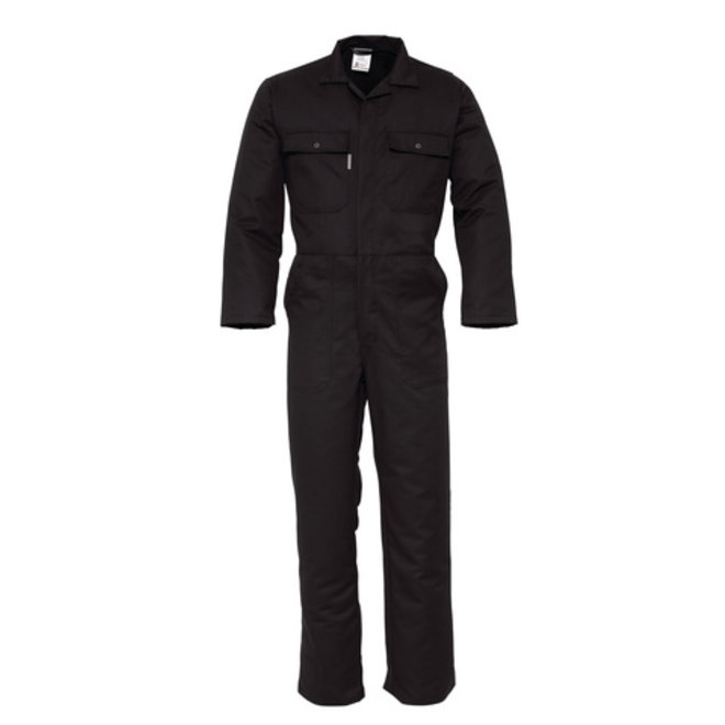 Overall polyester/katoen Havep
