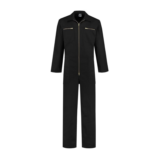 Overall met rits katoen Werkkleding.com