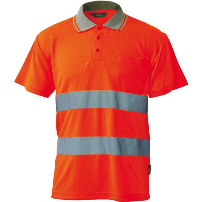 High Visibility Poloshirt EN471 Herock