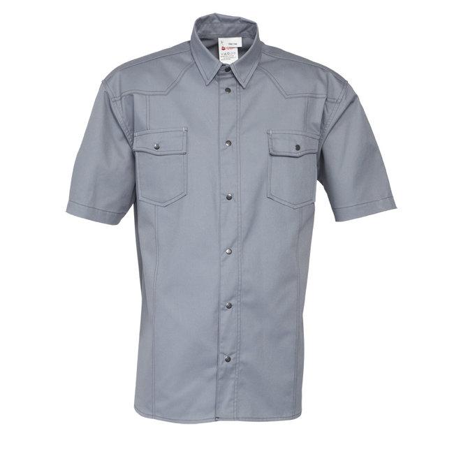 Werkoverhemd korte mouwen Havep