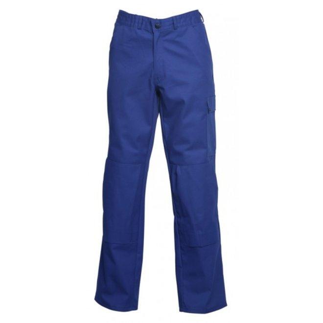 Katoenen werkbroek met kniezakken Havep 8286