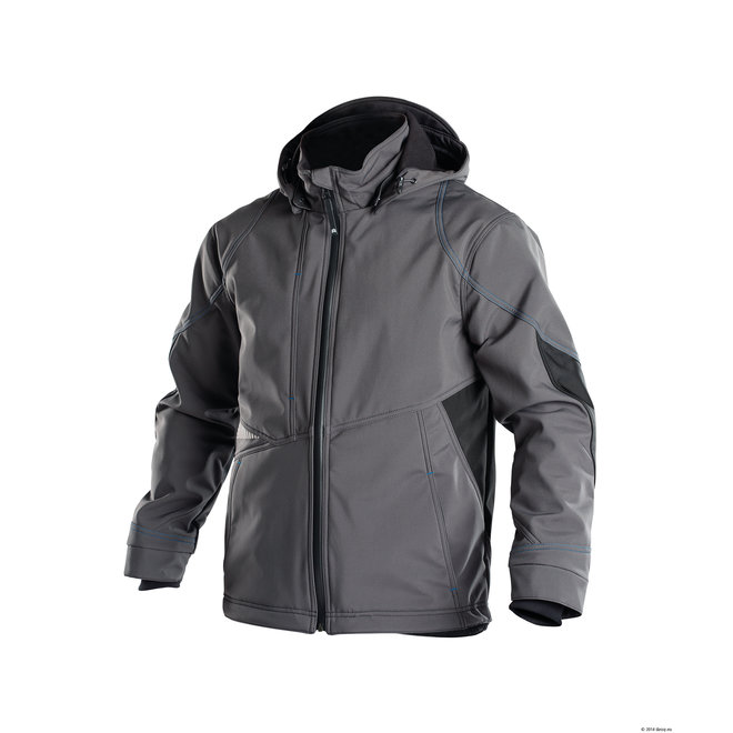 Softshell jas Gravity Dassy