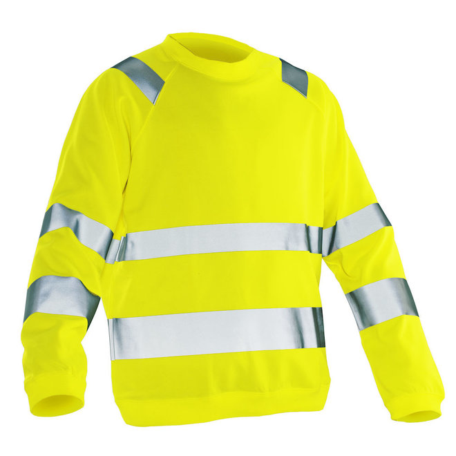 High Visibility Sweater Jobman