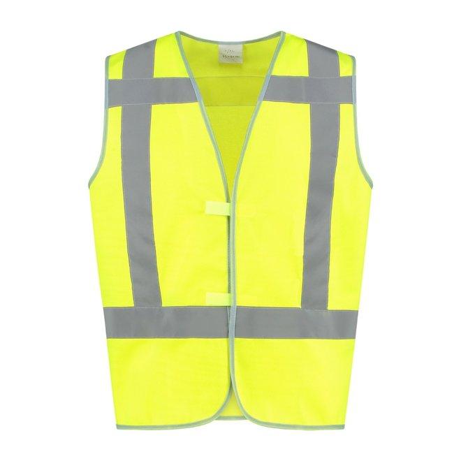 High Visibility veiligheidsvest kinderen Werkkleding.com