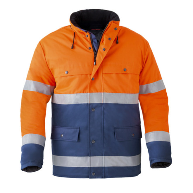 High visibility parka Havep