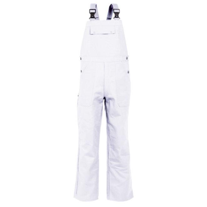 Witte tuinbroek Havep basic