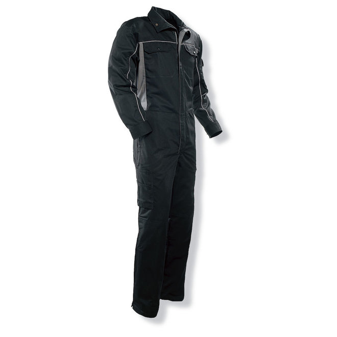 Jobman overall polyester/katoen met kniezakken