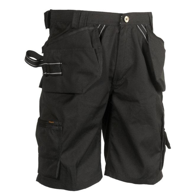 Zwarte korte broek Herock Pallas