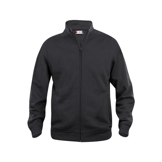 Basic Cardigan Full Zip Clique