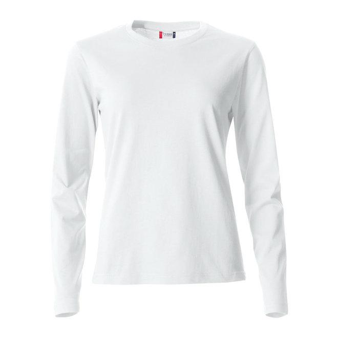 T-shirt met lange mouwen dames Clique