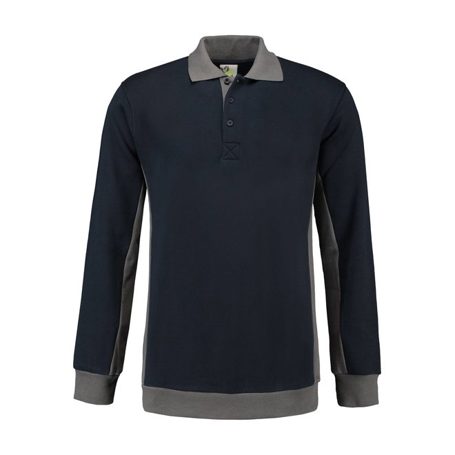 Lemon & Soda Workwear Polo Sweater