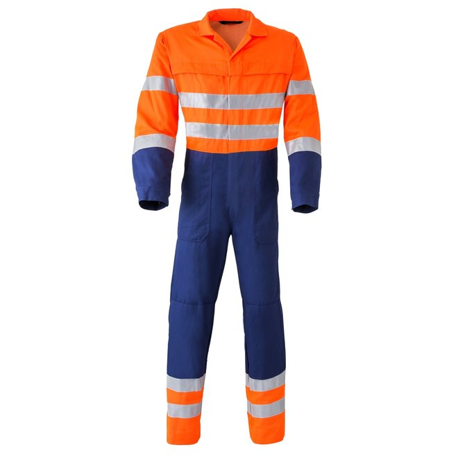 High Visibility 2 kleurige Overall Havep