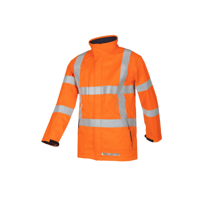 RWS multinorm softshell jas Sioen