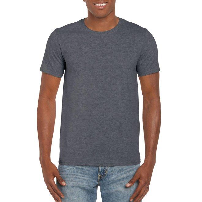Softstyle heren T-Shirt Gildan 64000
