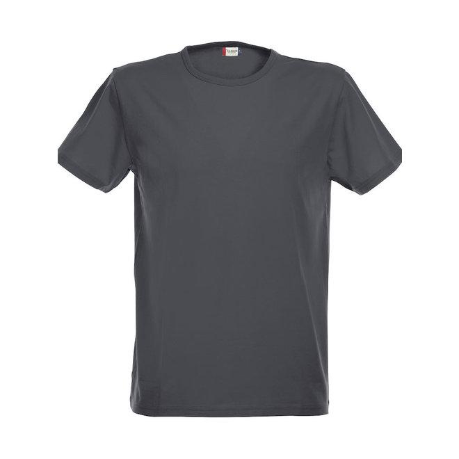 heren stretch t-shirt Clique