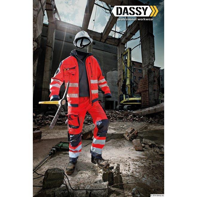 Dassy Orlando zichtbaarheidsvest