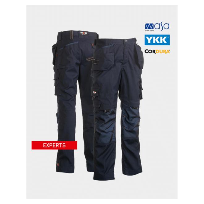 Dagan Werkbroek kniezakken en waterafstotend Herock