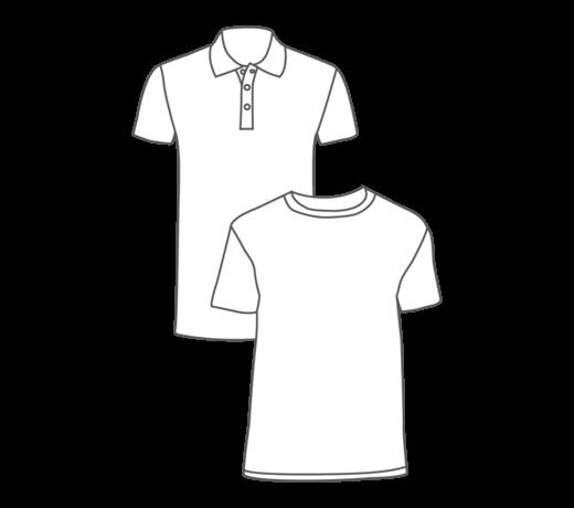 T-shirts en polo's voor in de zorg