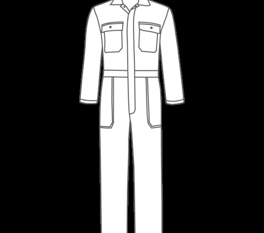 Overalls - Huismerk