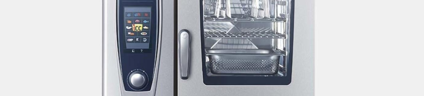 Hoe maak ik mijn Rational oven schoon?