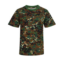 T-shirt Germany digital camouflage