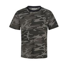 T-shirt Dark camouflage