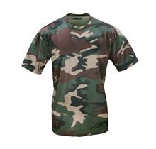 T-shirt QuickDry Woodland