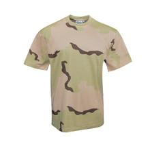 T-shirt 3-color Desert camouflage