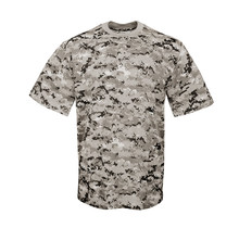T-shirt City digital camouflage