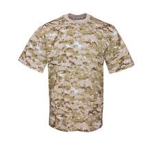 T-shirt Desert digital camouflage