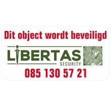 Libertas sticker