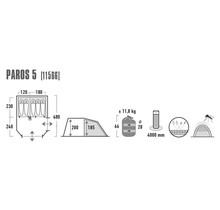 Paros 5 tent