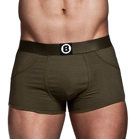 Bolas Underwear Bolas Basic Green